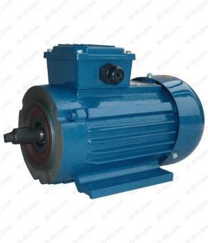 Электродвигатель с тормозом 5АИ 63 А2 ЕD (ЕТ, ЕТ1, ЕD1, ЕD2) - Лапы + Фланец (2001/2081)