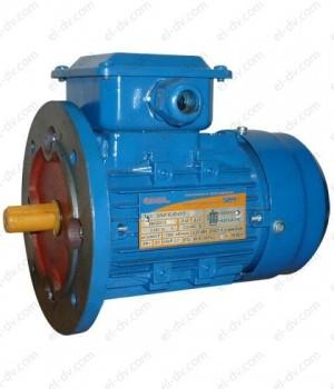 Электродвигатель с тормозом 5АИ 63 В4 ЕD (ЕТ, ЕТ1, ЕD1, ЕD2) - Лапы + Фланец (2001/2081)
