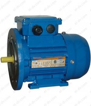 Электродвигатель с тормозом 5АИ 56 А2 ЕD (ЕТ, ЕТ1, ЕD1, ЕD2) - Лапы + Фланец (2001/2081)