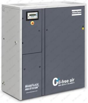 Спиральный компрессор Atlas Copco SF 15+ 10FF FM