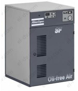 Винтовой компрессор Atlas Copco SF 4 10FF FM