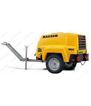 Винтовой компрессор Kaeser M 20 7