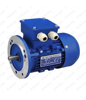 Электродвигатель DIN ESQ 56A4-SDN-MC2-0.06/1500 - Лапы (B3)
