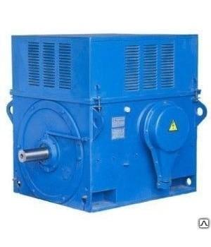 Электродвигатель высоковольтный ДАЗО4-400У-6У1 - Лапы (1001)