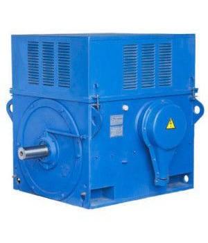 Электродвигатель высоковольтный ДАЗО4-450У-4У1 - Лапы (1001)