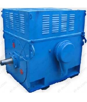 Электродвигатель высоковольтный ДАЗО4-450У-6У1 - Лапы (1001)