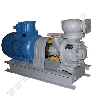 Насос бензиновый 1АСЦЛ-20/24ГМ агрегат