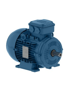 220/380 V 50 Hz 2P - Multimounting IE2 0.12 kW IC411 - TEFC - B3T