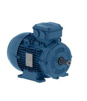 220/380 V 50 Hz 2P - Multimounting IE2 0.25 kW IC411 - TEFC - B3T