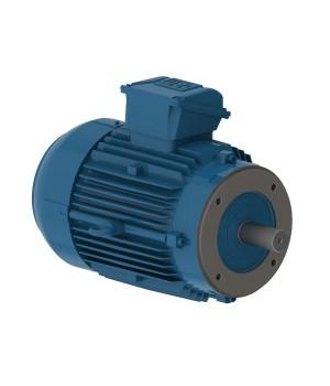 220/380 V 50 Hz 2P - W22 IE1 0.12 kW IC411 - TEFC - B14T
