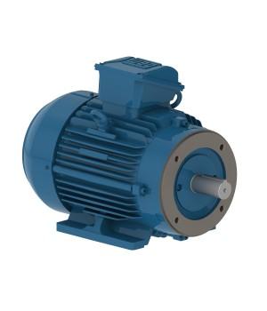 220/380 V 50 Hz 2P - W22 IE1 0.12 kW IC411 - TEFC - B34T
