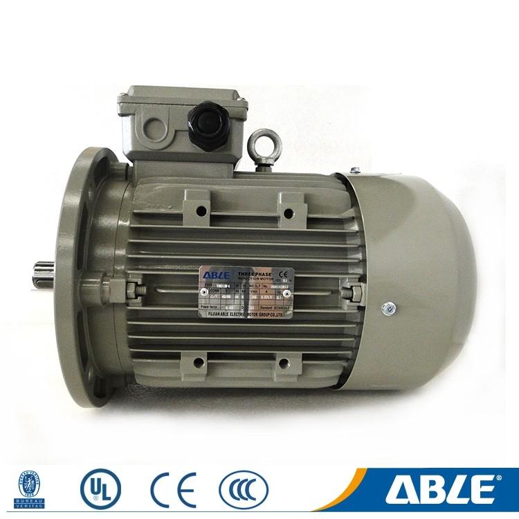 Пример фирменного электродвигателя Able в стандартном исполнении