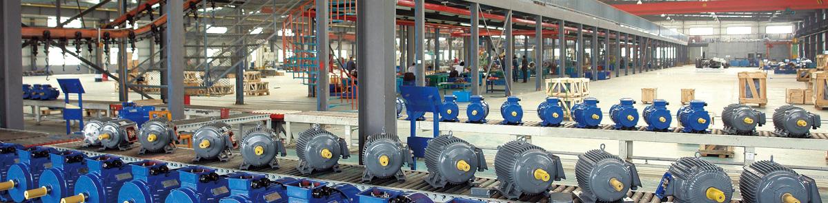 Производственное помещение Able motor, вид изнутри